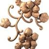 Декор растительный