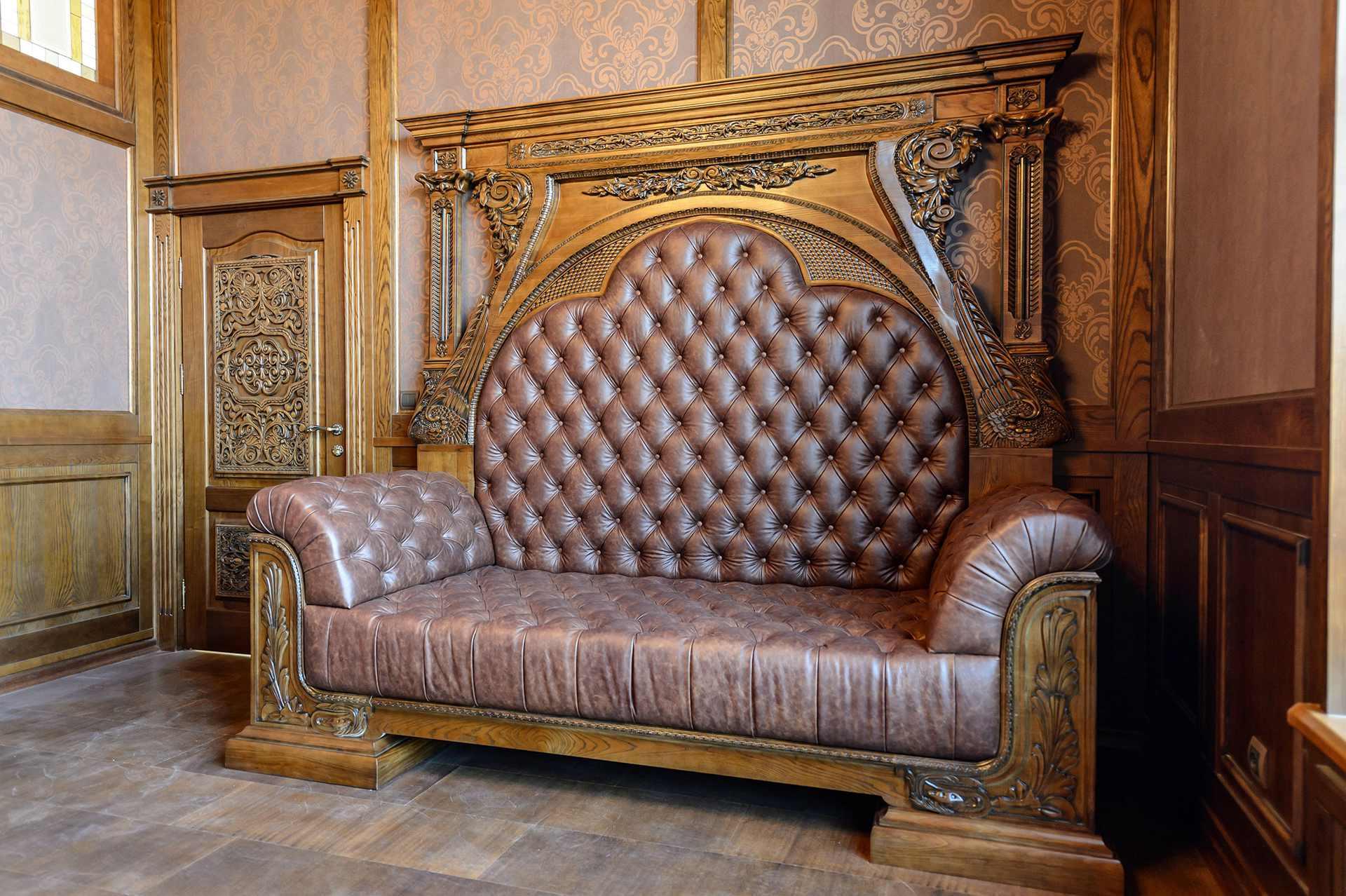 диван для рабочего кабинета
