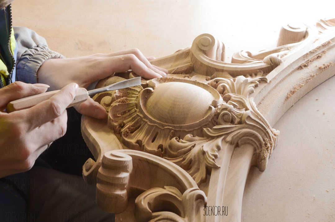мебель и декор в стиле барокко на заказ