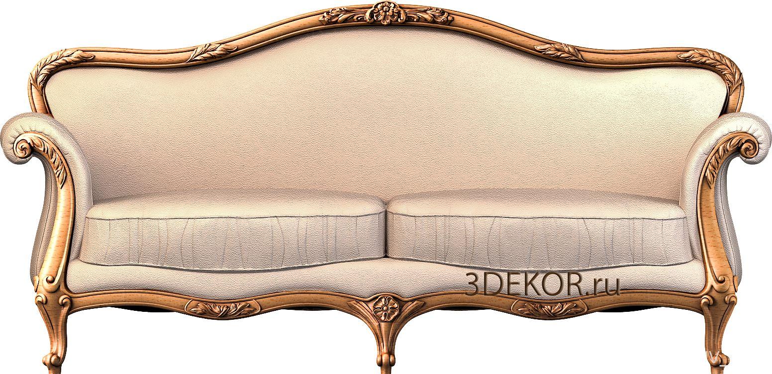 диван от 3декор в стиле неоклассика