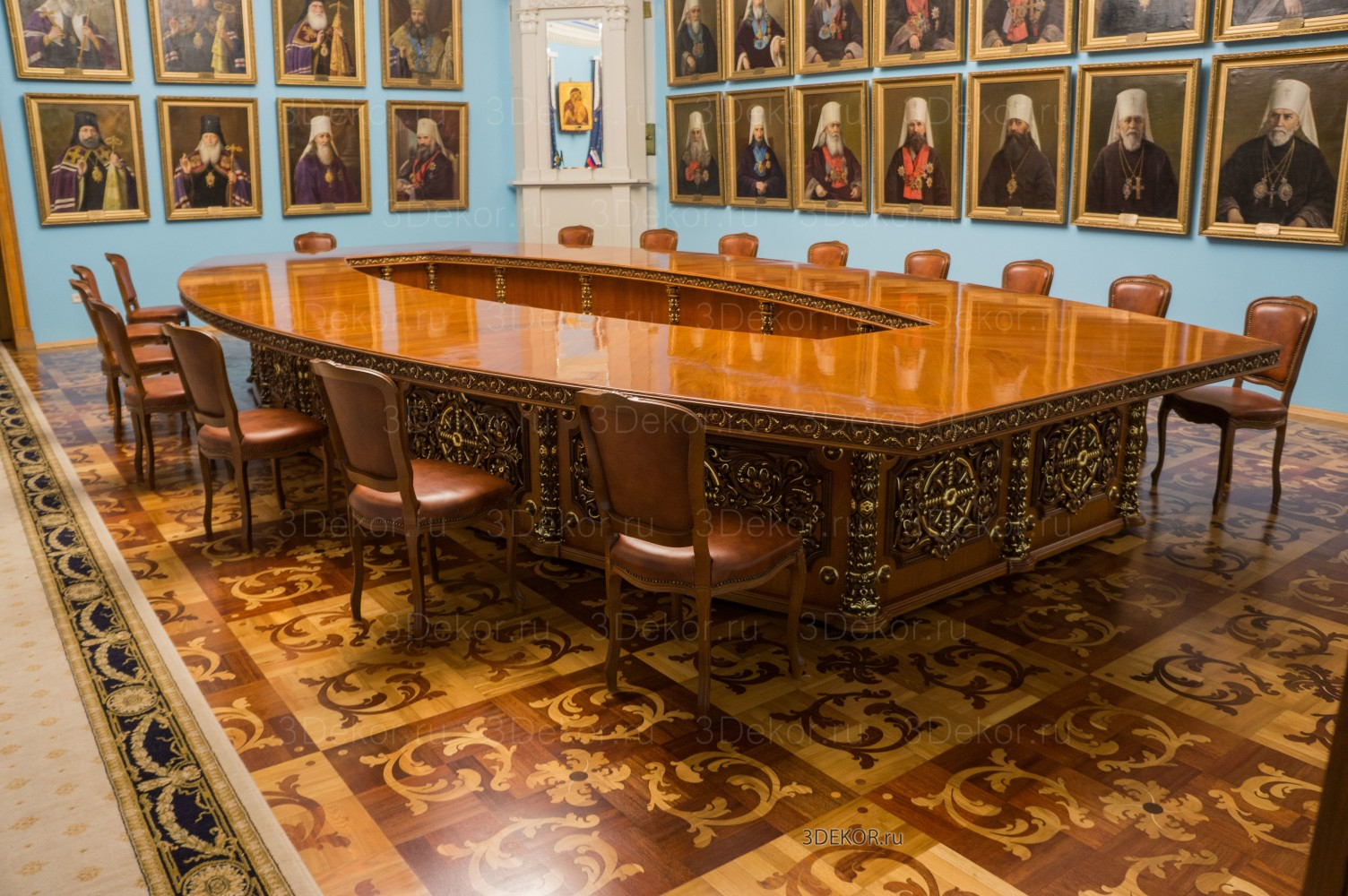 конференц-стол для храма